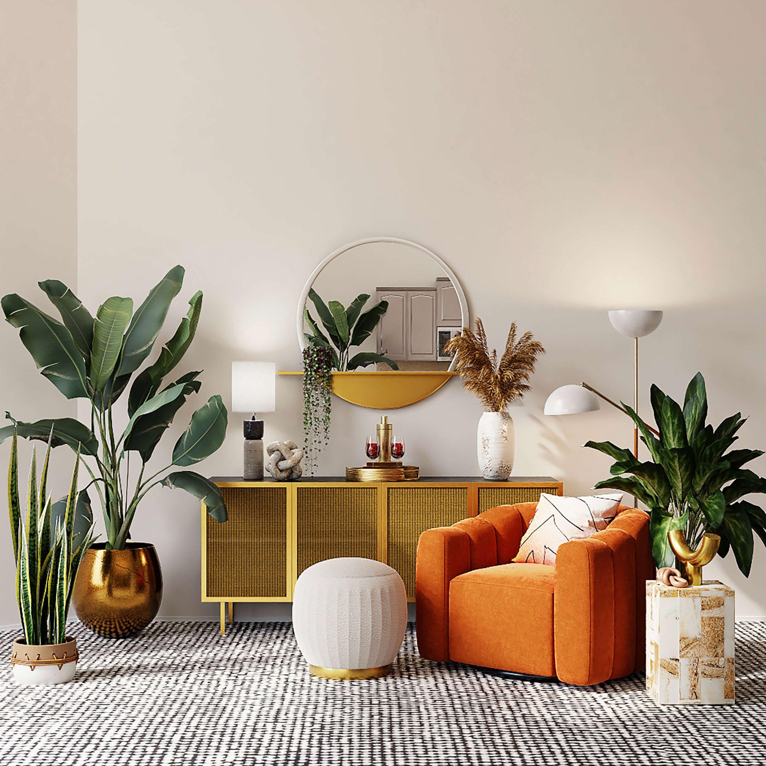 Plantas de interior que no requieren luz | Wanti Home Style
