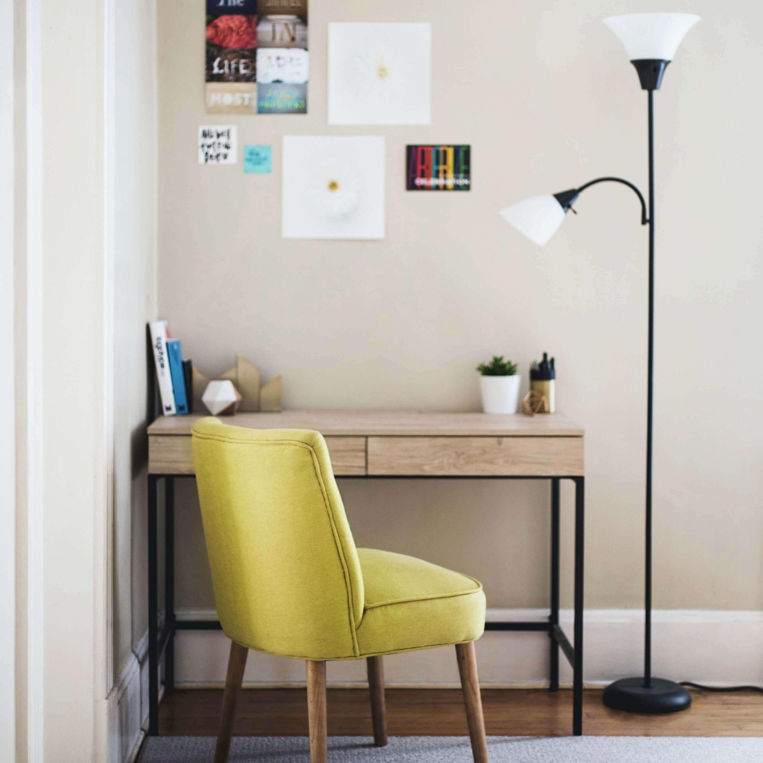 Ideas para tener la oficina en casa